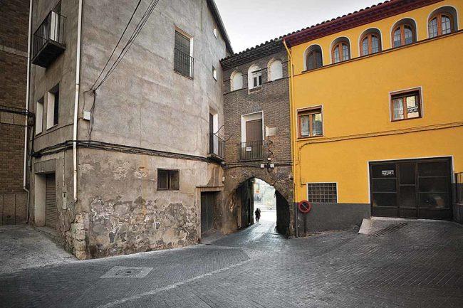 Ruta judía por Huesca
