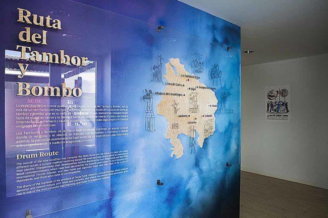 Semana Santa en Aragón: Museo de la Ruta del Tambor y Bombo de Híjar