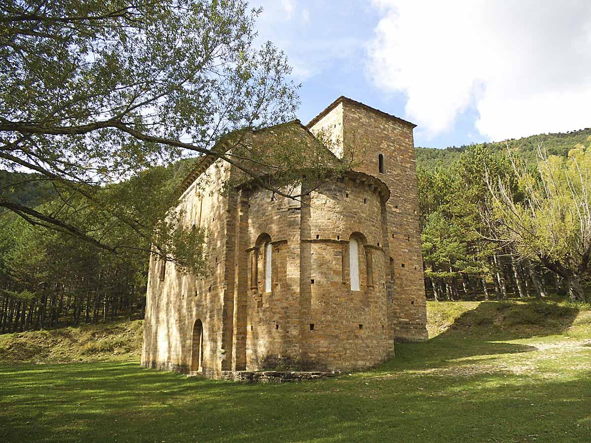 GR 15 Santa María de Iguacel