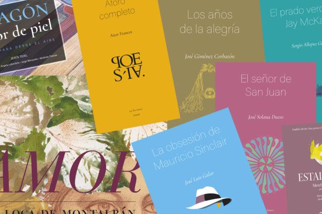 Feria del libro de Zaragoza 2019: ocho libros para leer y mirar