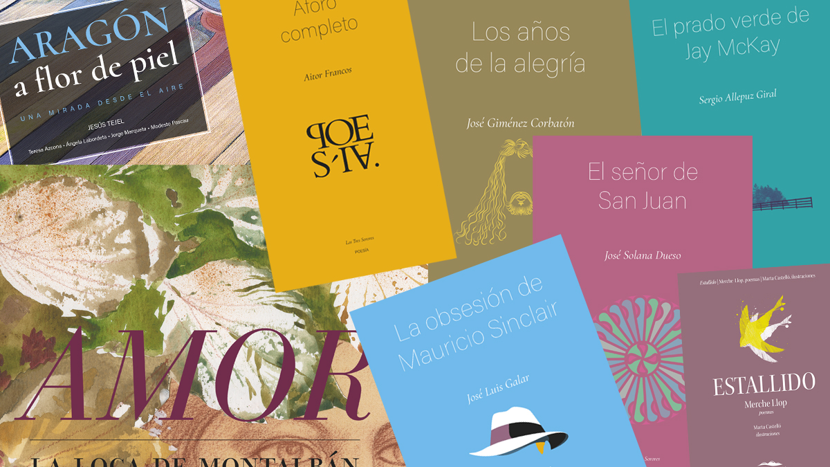 Feria del Libro de Zaragoza 2019