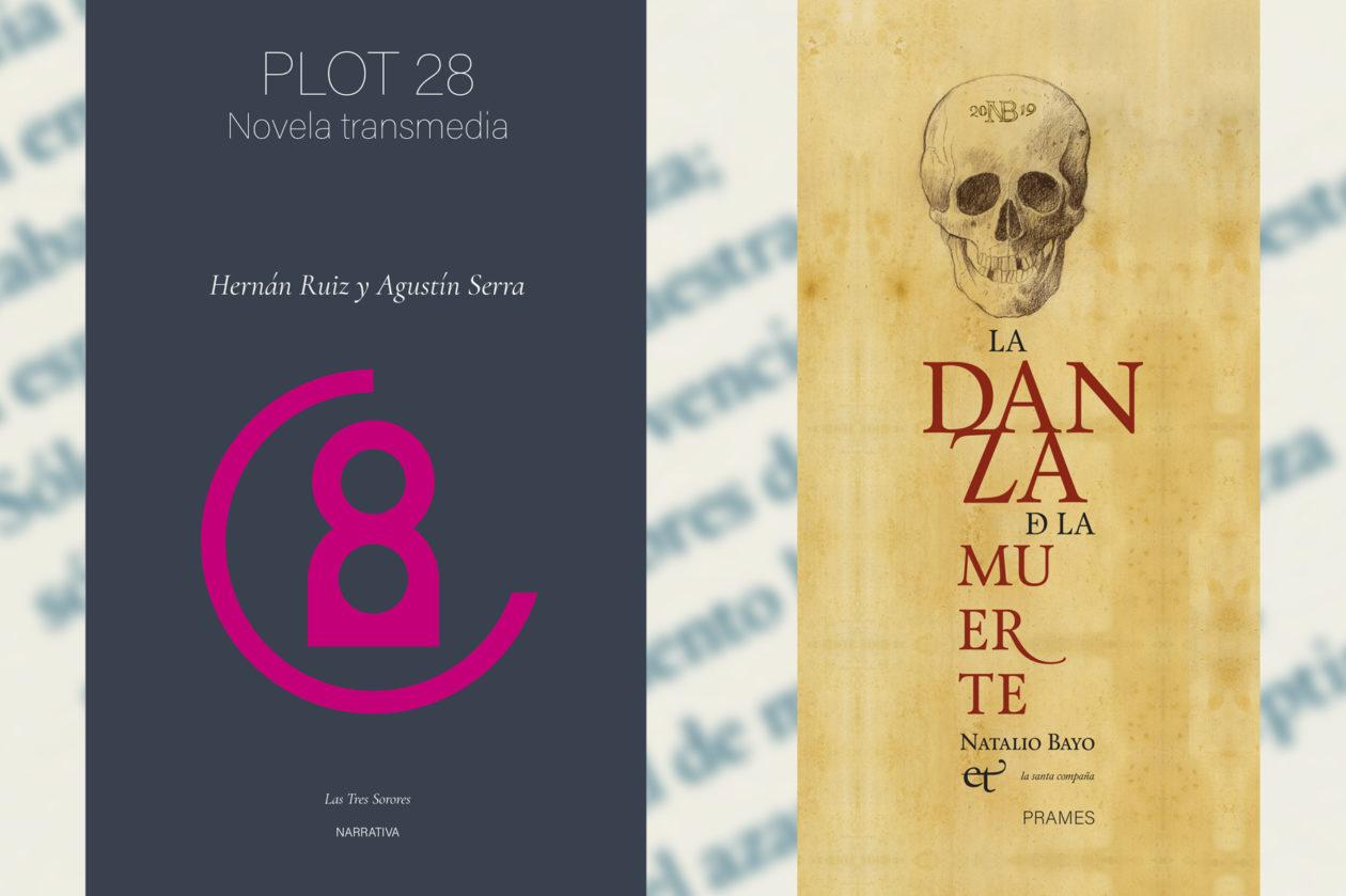 Plot28, La danza macabra portadas.