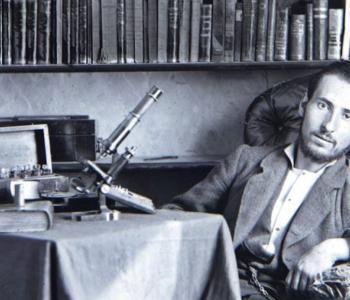 Retrato de Santiago Ramón y Cajal