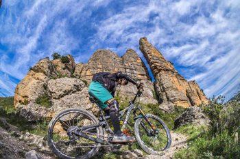 Reino de los mallos bike, cabecera