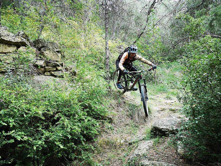 Reino de los mallos bike