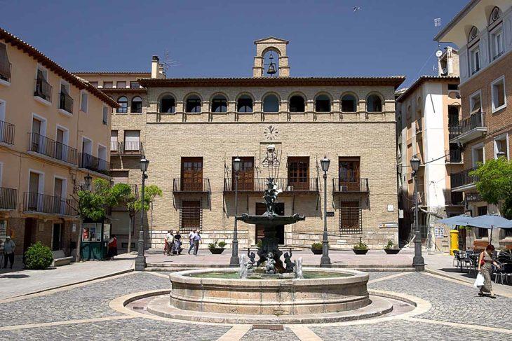 Ayuntamiento de Borja, Celtiberia
