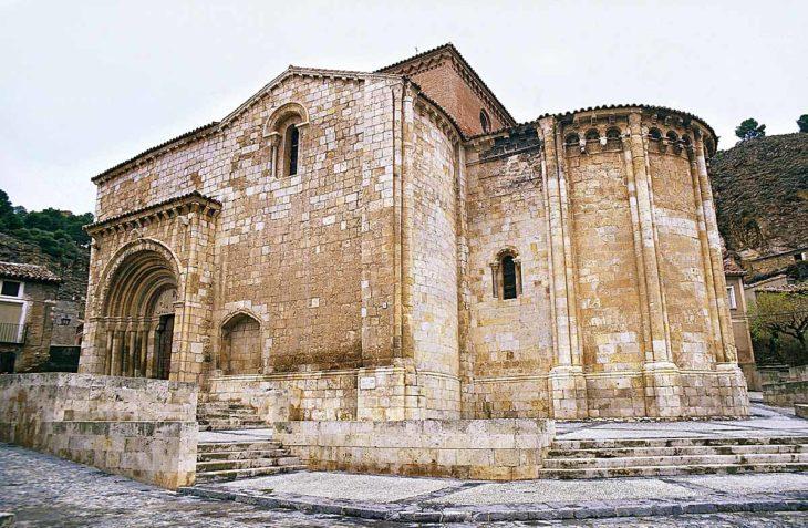 Iglesia de San Miguel, Daroca, Celtiberia