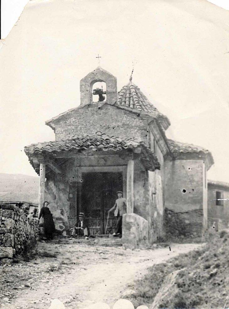 Salinas de Arcos de las Salinas, ermita