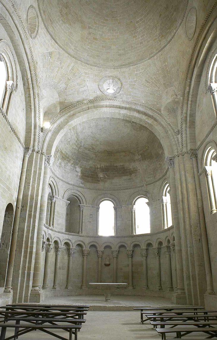 castillo Loarre, iglesia