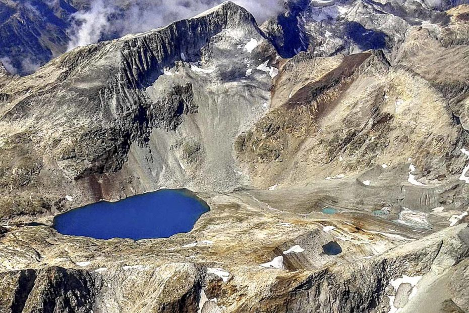 Nuevos ibones del Pirineos: Blancos de Literola