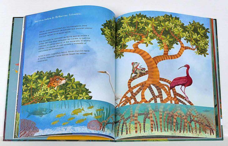 Silván y los árboles parlantes