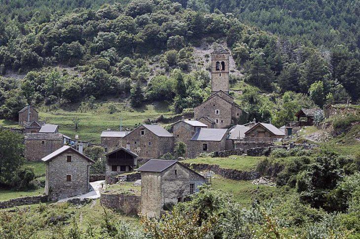 Yeba, GR 268 Camino de San Úrbez