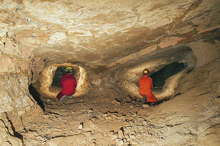Minas de Terruel, mina Trebol (La Zoma)