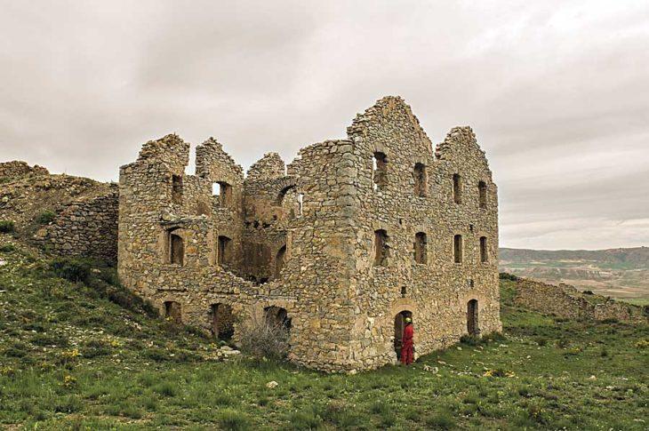 Minas de Teruel, Cerro de Íñigo V, Camañas