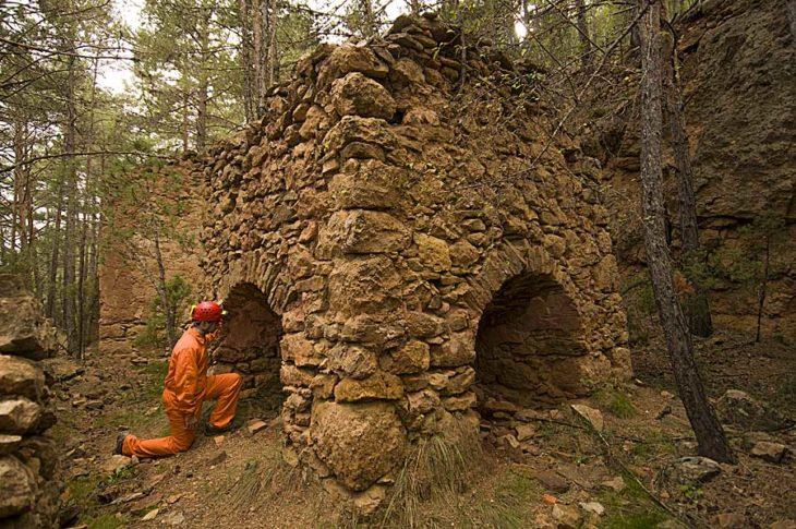 Minas de Teruel, mina de zinc Resurrección