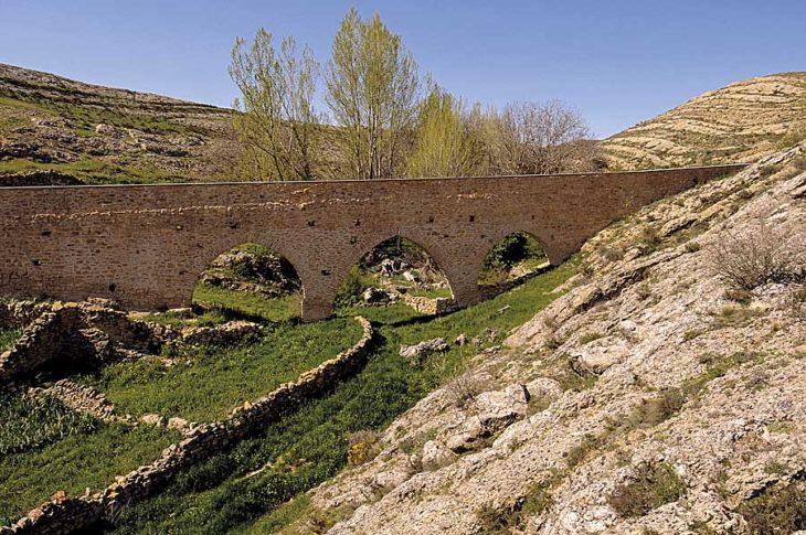 Acueducto de Camarillas