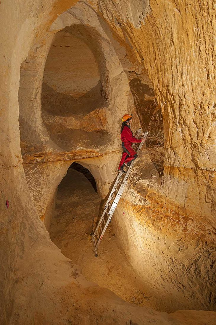Minas de Teruel, Lecinar