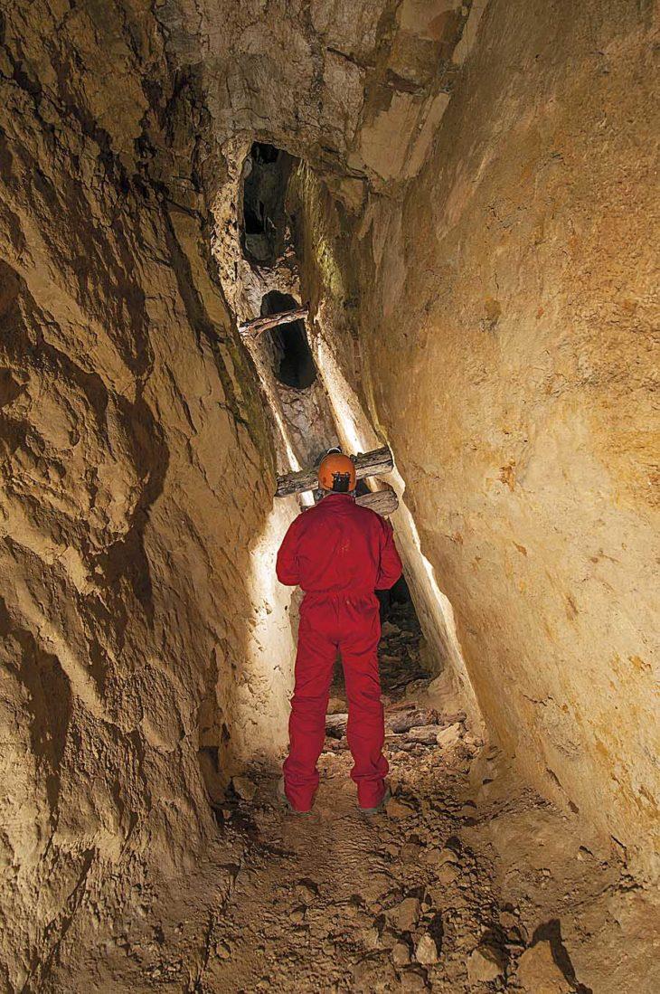 MInasd e Teruel,  mina Trebol