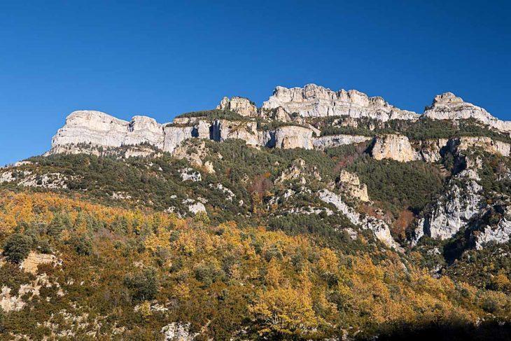 GR 268 Camino de San Ürbez, los Sestrales