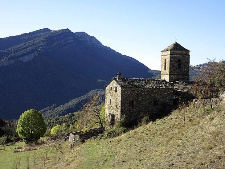 Buerba, GR 268 Camino de San Úrbez