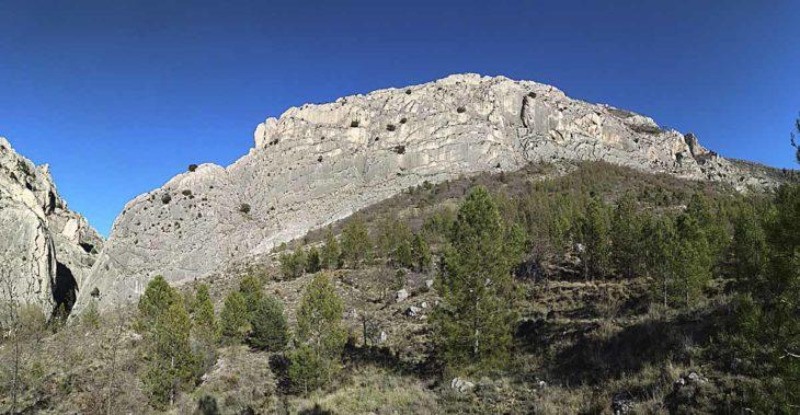 Aristas y crestas, La Tosca