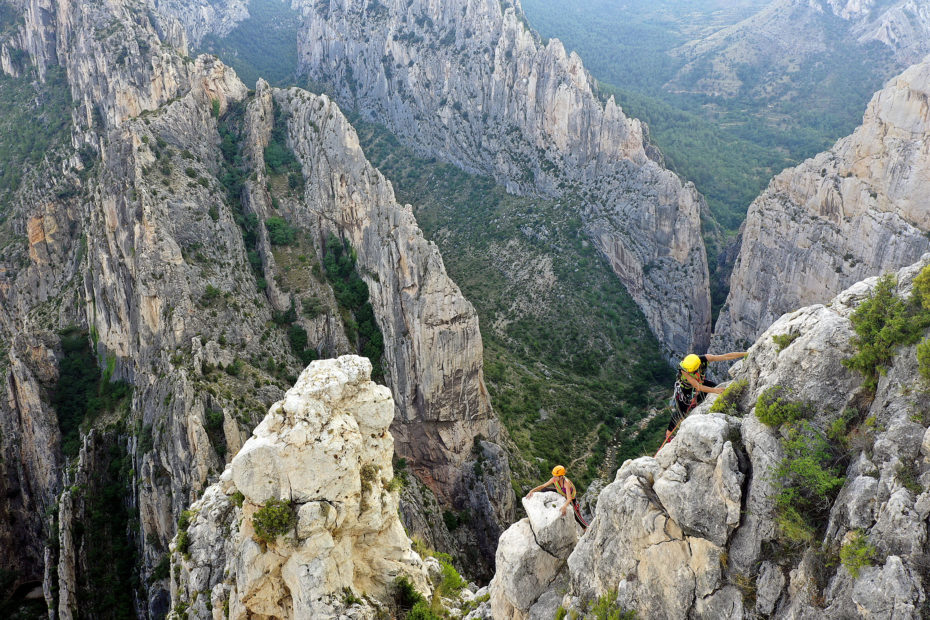 Aristas y crestas de Teruel, Valloré