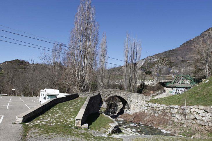Puente viejo de Panticosa